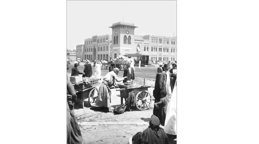 محطة مصر 1920