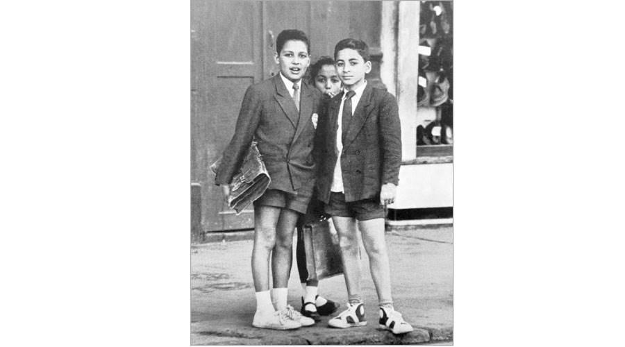 طلاب من الأسكندرية عام 1967