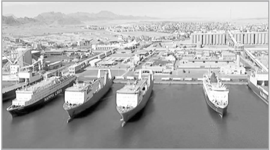 تطوير ميناء سفاجا البحرى بتنافسية عالمية