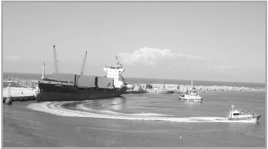 ميناء العريش4