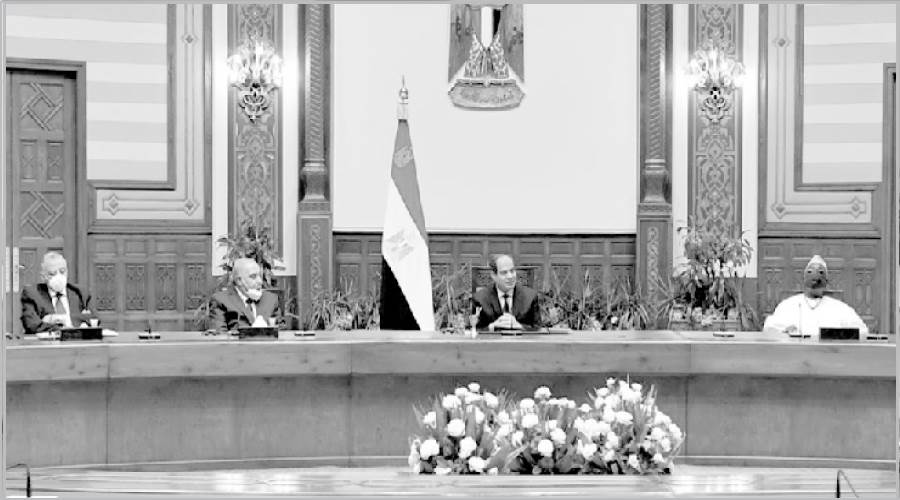 مصر منارة الإسلام الوسطى المعتدل