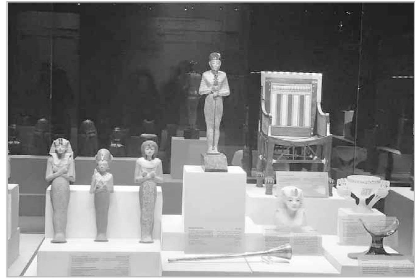 متحف الحضارة.. تفرد فى الهوية والتاريخ