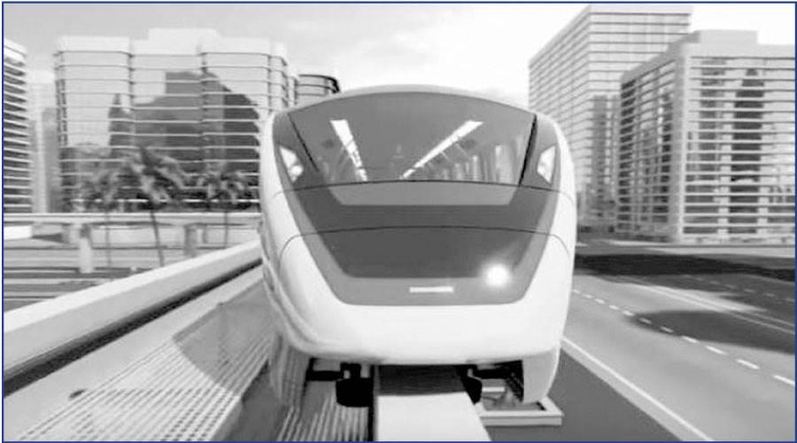 مونوريل العاصمة الإدارية و 6 أكتوبر ومصر تدخل عصر القطارات السريعة