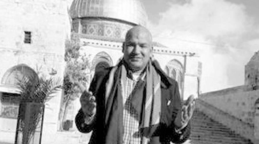 حسانين فى القدس