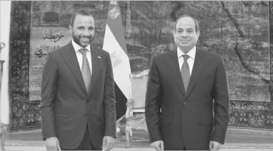 أمن الخليج أمن مصر